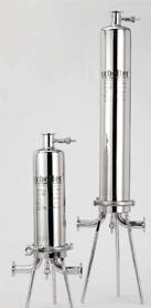 Filtre Inox Sanitaire Mono-Cartouche (H-SCF-A)