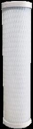 Cartouches charbon (NSF) Ø 4,5'' 114,3 mm (pour fi ltre Big)